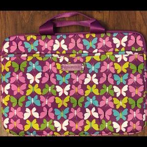 "Vera Bradley 16"" x 12"" Laptop Case/Sleeve"